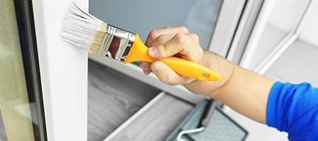 deuren en ramen schilderen Ieper