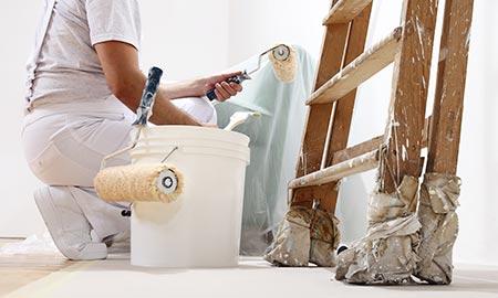 huis schilderen Menen