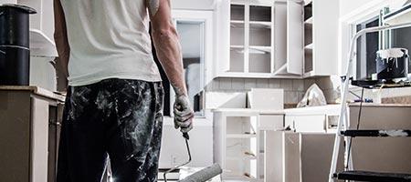 keuken schilderen Genk