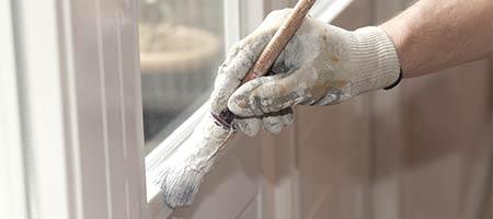 lakwerk voor deuren en ramen